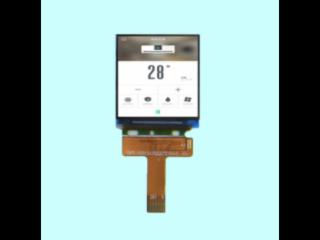 TFT-H013A1HQIST3N16-1.3寸TFT显示屏