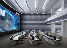小间距LED显示屏——智慧交通指挥调度解决方案