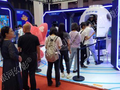 """VR航天互動讓你""""身臨其境"""" 圓夢太空探險!-銀河幻影VR"""