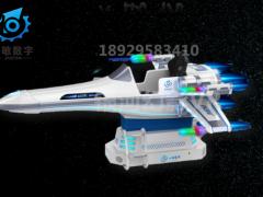 银河幻影VR航空航天科普  X战机VR飞机 VR设备出租租赁