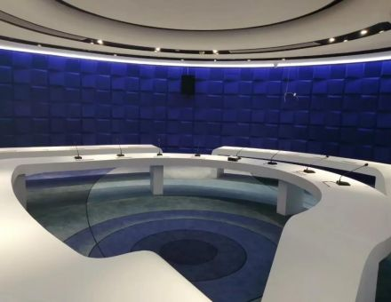 广东云浮翔顺集团大数据中心选用哲闻科技Bare音频会议处理计划