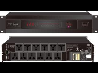 RS12/RS 312F-12路(互联网)系统电源控制器