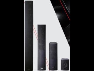 CS401、CS402、CS404、CS408 CS404A、CS408A、CS-XILICA音柱系列-4寸單元音柱