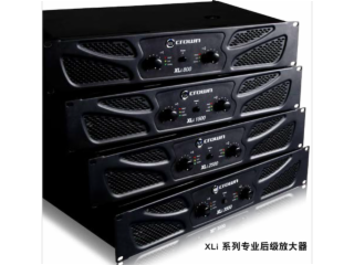 XLi800-XLi 系列专业后级放大器