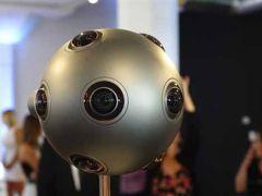 便携式全景校园演播室  VR全景直播