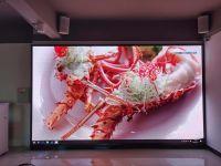 浩博百星|陽西縣科學技術協會P2.5小間距顯示屏