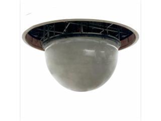 球體直徑600MM-無縫內投半球球幕