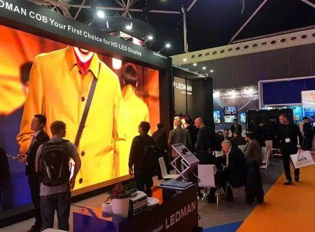 荷兰ISE展:LED企业新年全球首秀来了