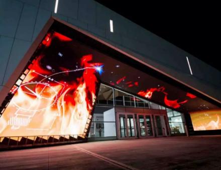 """艾比森成为加拿大科技博物馆""""门面担当"""""""