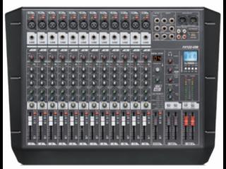嘉迅 FX122-USB 12路2编组带效果及录音调音台
