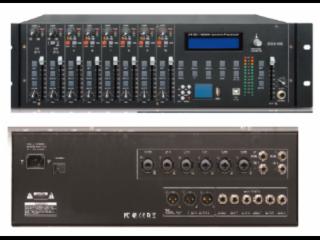 嘉迅 DGH-10 10路帶效果及錄音數字機架式調音臺