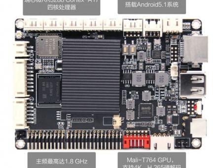 """视美泰发布""""IoT-3288Y+硬件AI加速卡""""整体解决方案:5万人脸库超大容量,识别速度大幅提升"""