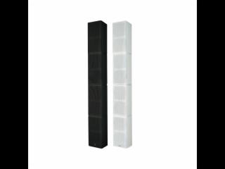 YK-8.25-8X2.25寸可轉角度音柱(可選黑白)