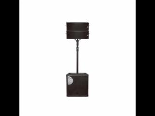 FLX-5/SOHO-S12 双5寸有源组合线阵音箱
