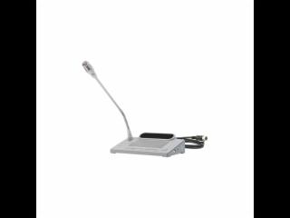 JDM-6812D-數字會議系統表決話筒單元