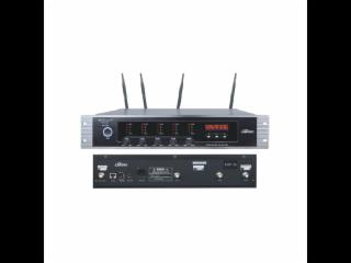 WX-700-数字无线会议系统主机