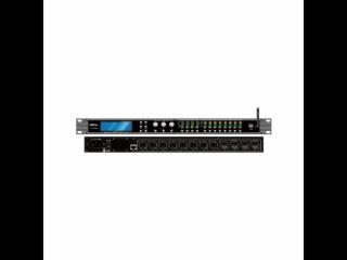 DSP-4X8-4进8出数字音箱处理器
