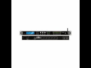 DSP-2X6-2进6出数字音箱处理器