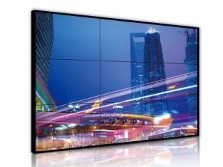 49寸液晶DID超窄边拼接屏 1.8MM LG面板-ZH-490L图片