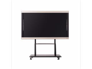 ZH-J6501-65寸75寸86寸98寸壁掛多媒體教學會議觸摸一體機