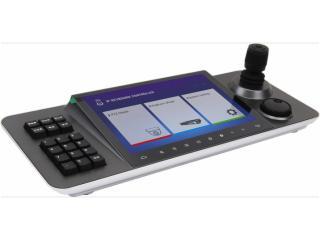 NK-NT100KDEC-派尼珂10寸光電觸控屏網絡高清四維控制鍵盤