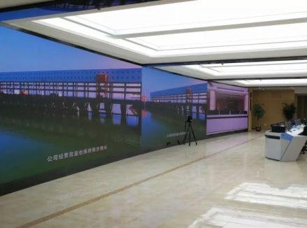 能源监测领域的福音,国电投(广西)可视化能源监测调度中心