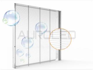 标准系列透明屏-ATS标准系列LED透明屏
