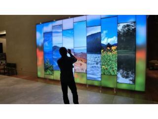 55 in. HD LCD flat panel-LCD平板