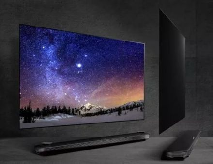 杜比全景声+杜比视界,LG OLED W8 把好莱坞搬进客厅