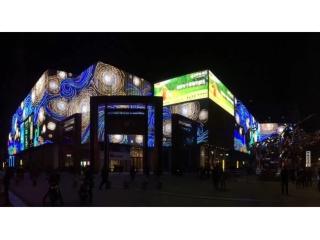 创意透明LED屏幕-创意透明LED屏幕