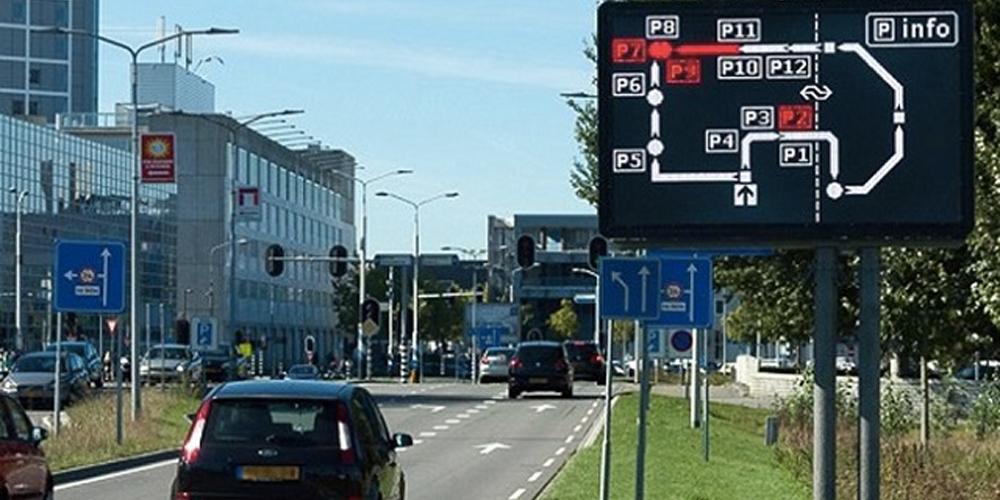 LED交通信息显示屏-大族元亨