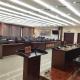 银川市检察院应用雷蒙电子会议系统图片