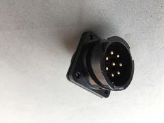 线阵音箱专用8芯座IP45防水等级8芯公座VG9234连接器