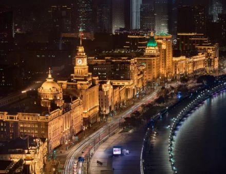 昕诺飞助力上海外滩万国历史建筑群,智能互联LED照明解决方案