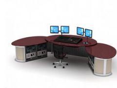 泰達訪談桌,演播桌,播音桌,安裝方便快捷