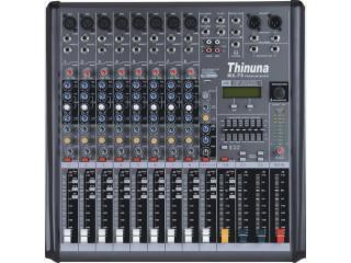MX-F8-Thinuna MX-F8 八路立體聲兩編組調音臺帶USB及效果器
