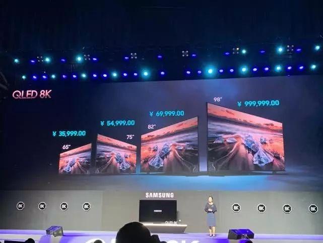 COB LED微隐现技术,大屏幕电视专业之选!