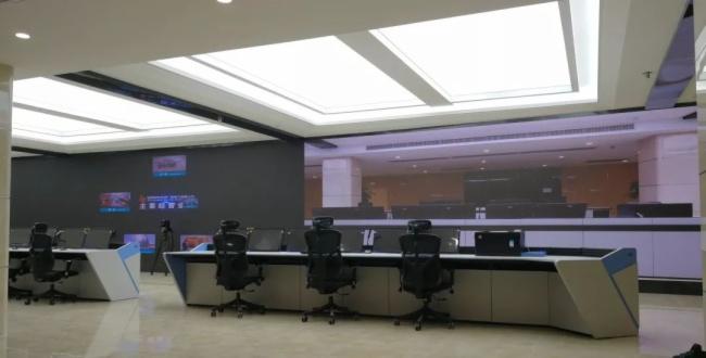 能源监测领域的福音,国家电力投咨集团(广西)可视化能源监测调度中心