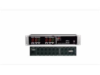 嘉迅 PK-812 8X12音箱功放数字矩阵器
