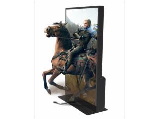 S850S3D01-85寸竖屏裸眼3D广告一体机