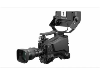 HXC-E75SC-带大寻像器和 20 倍变焦镜头的经济型三片 2/3 英寸 Exmor CMOS 成像器标清/高清演播室摄像机