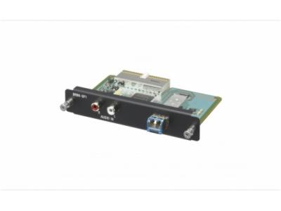 BRBK-SF1-BRC-H900P 以及 BRC-Z330 云台摄像机专用高清光学多路复用卡