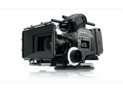 F65-Super 35mm 8K CMOS 成像器 SRMASTER 摄影机