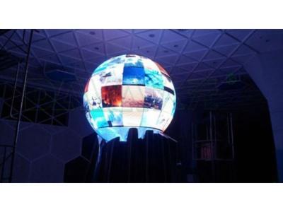QX-P3-2-P3室内2米LED球形屏