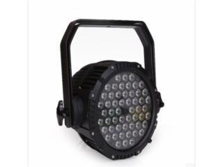 迈思灯光 54颗全彩帕灯 led防水帕灯 户外防水染色灯