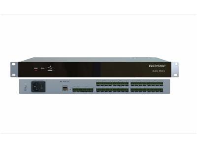 VIS-DSP8/DSP12/DSP16-dB-NET系列音頻處理器