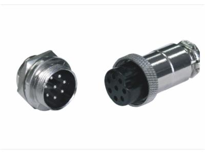 CR-CT50-8芯航空插头