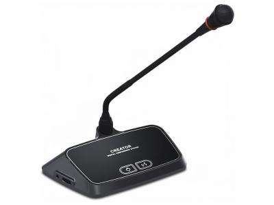 CR-DIG5202E1-桌面式纯发言主席单元