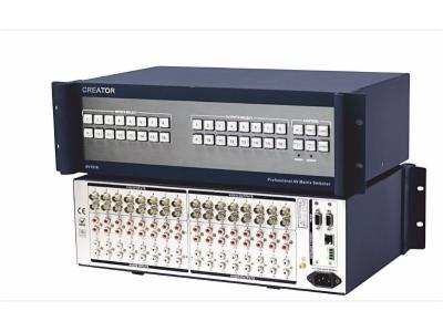 Pt-AV1604/08/16-AV矩阵切换器