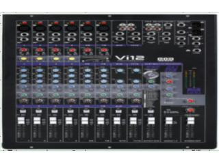 VI-8、12、16-8、12、16路调音台